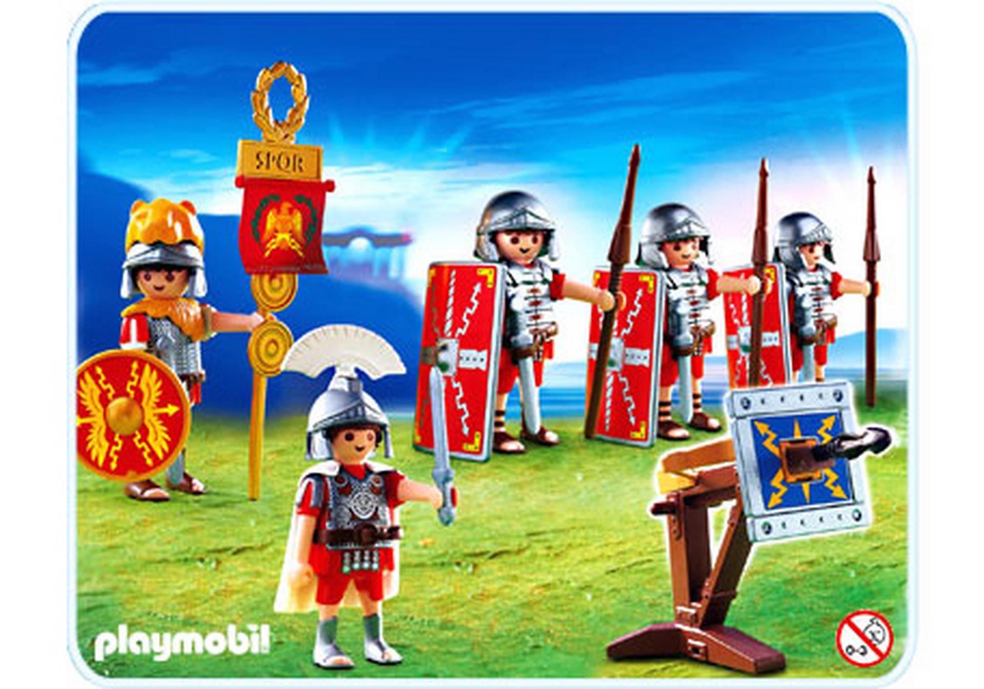Zenturio mit legion ren 4271 a playmobil deutschland for Jugendzimmer playmobil