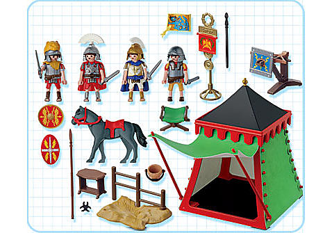 http://media.playmobil.com/i/playmobil/4273-A_product_box_back/Centurion / soldats / campement