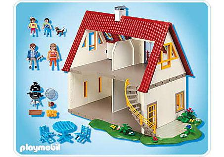 4279-A Villa moderne detail image 2
