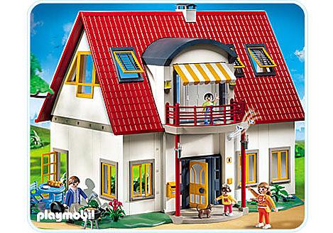 4279-A Villa moderne detail image 1