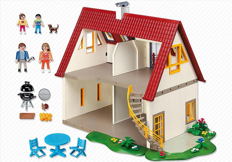 4279 Dom rodzinny detail image 4