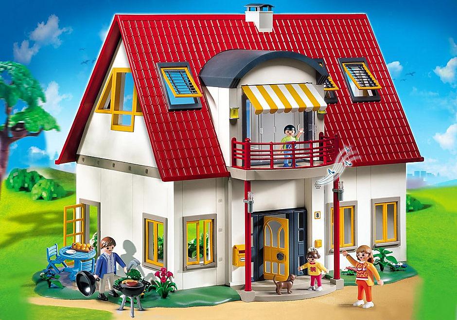 4279 Suburban house detail image 1