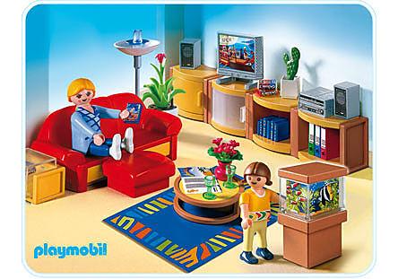 4282-A Salle de séjour detail image 1