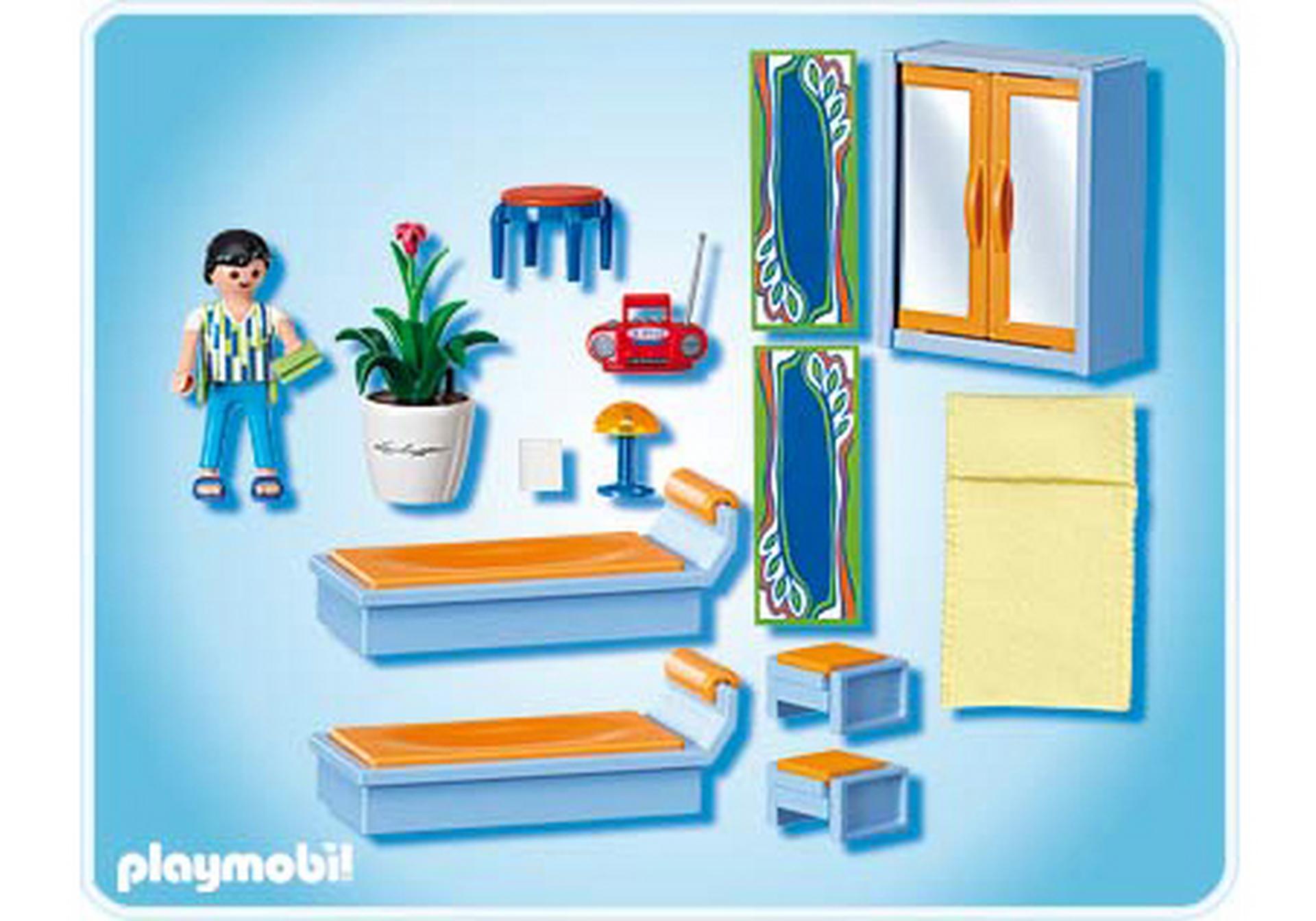 Chambre des parents 4284 a playmobil france for Chambre pour parents