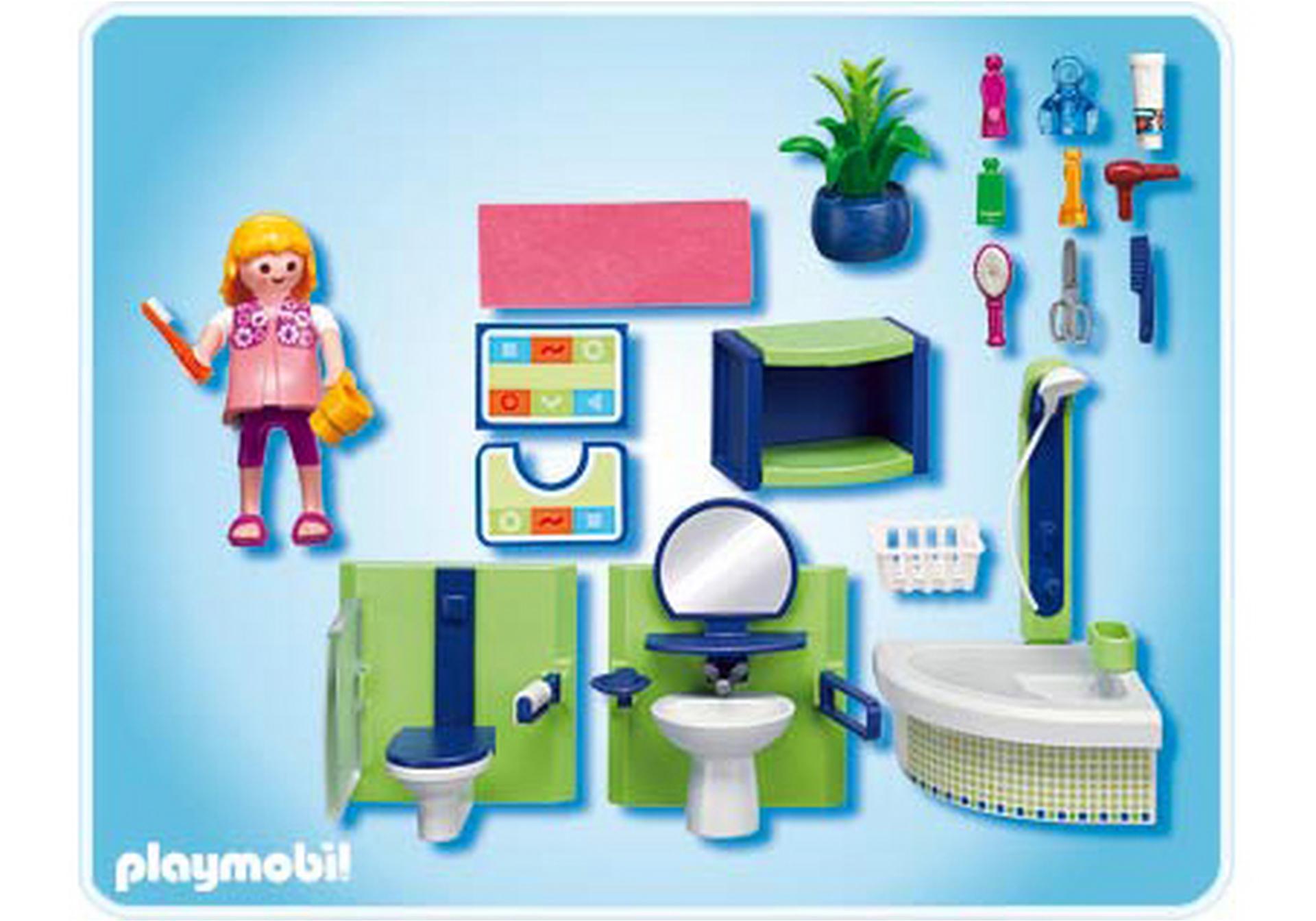 Playmobil Badezimmer