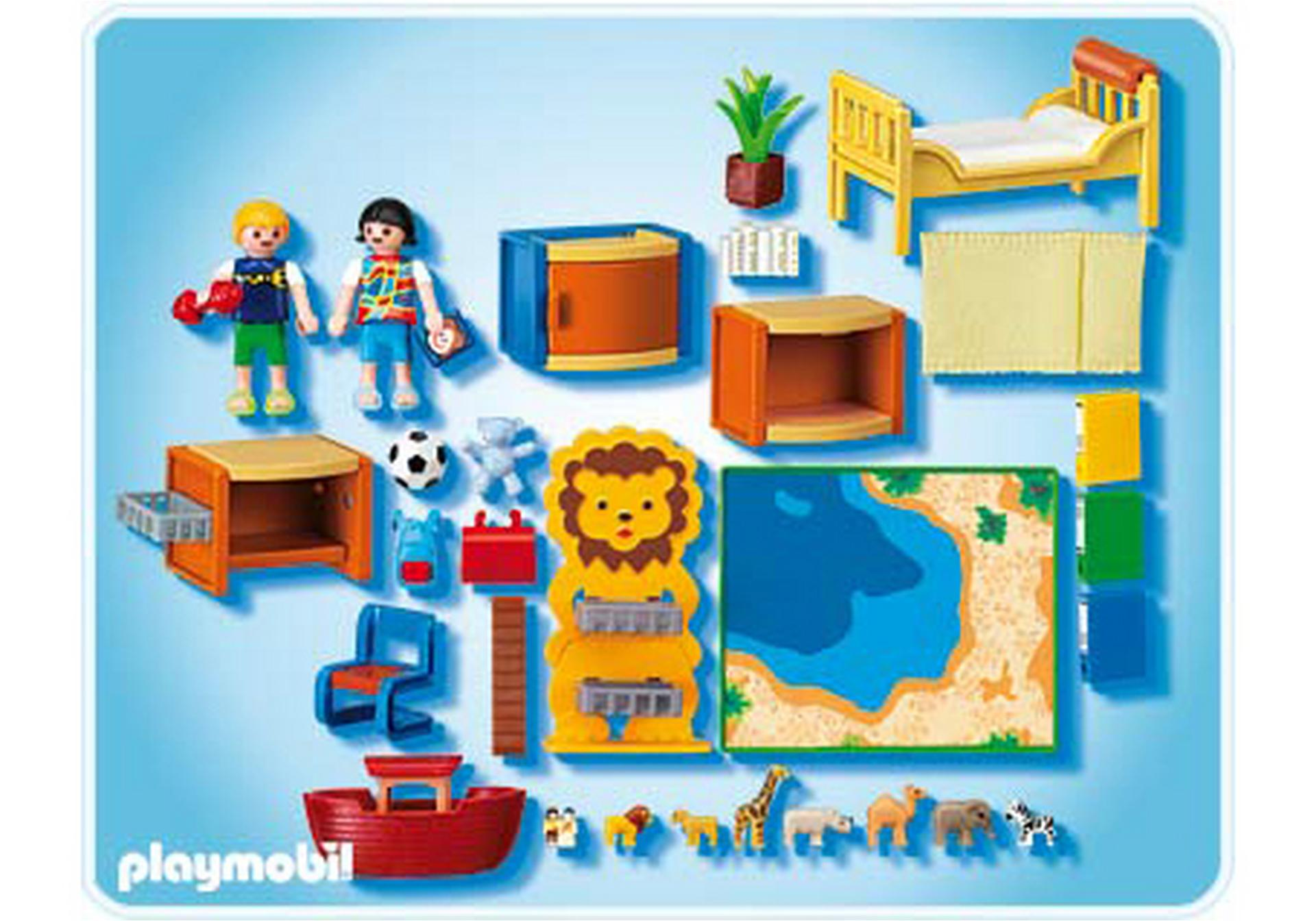 Children s room 4287 a playmobil for Playmobil kinderzimmer 4287