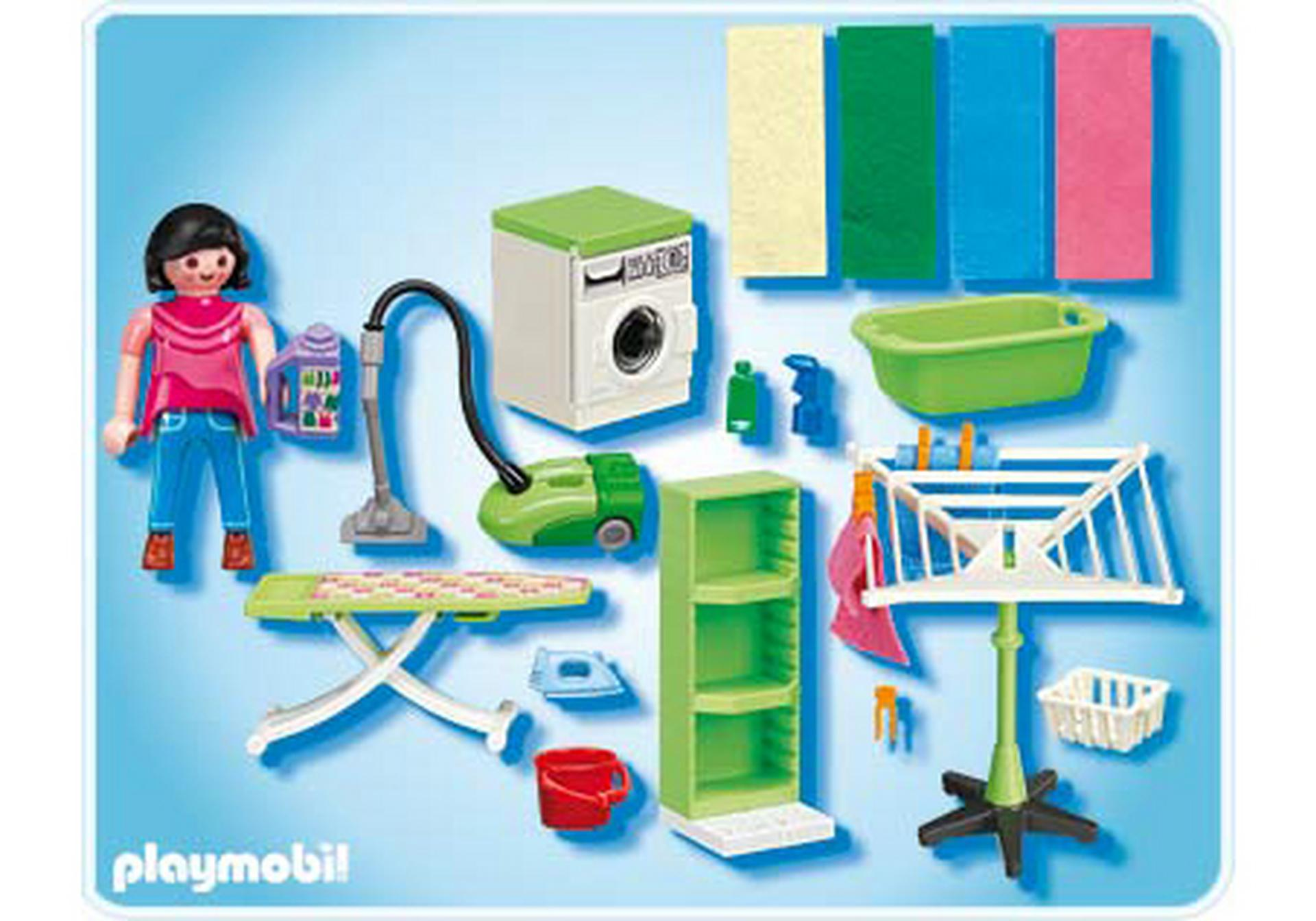 buanderie 4288 a playmobil france