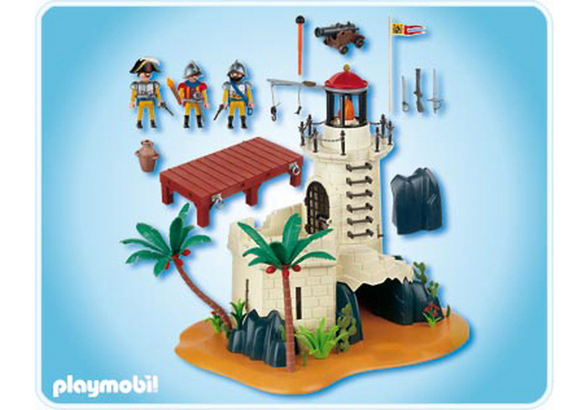 http://media.playmobil.com/i/playmobil/4294-A_product_box_back/Soldatenbastion mit Leuchtturm