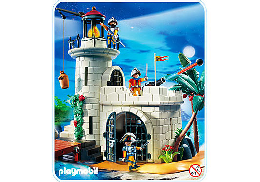4294-A Soldatenbastion mit Leuchtturm detail image 1
