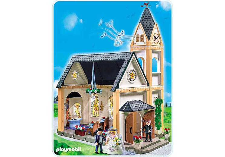 4296-A Kirche detail image 1