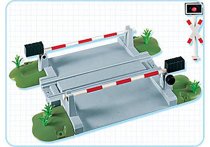 4306-A Beschrankter Bahnübergang detail image 2