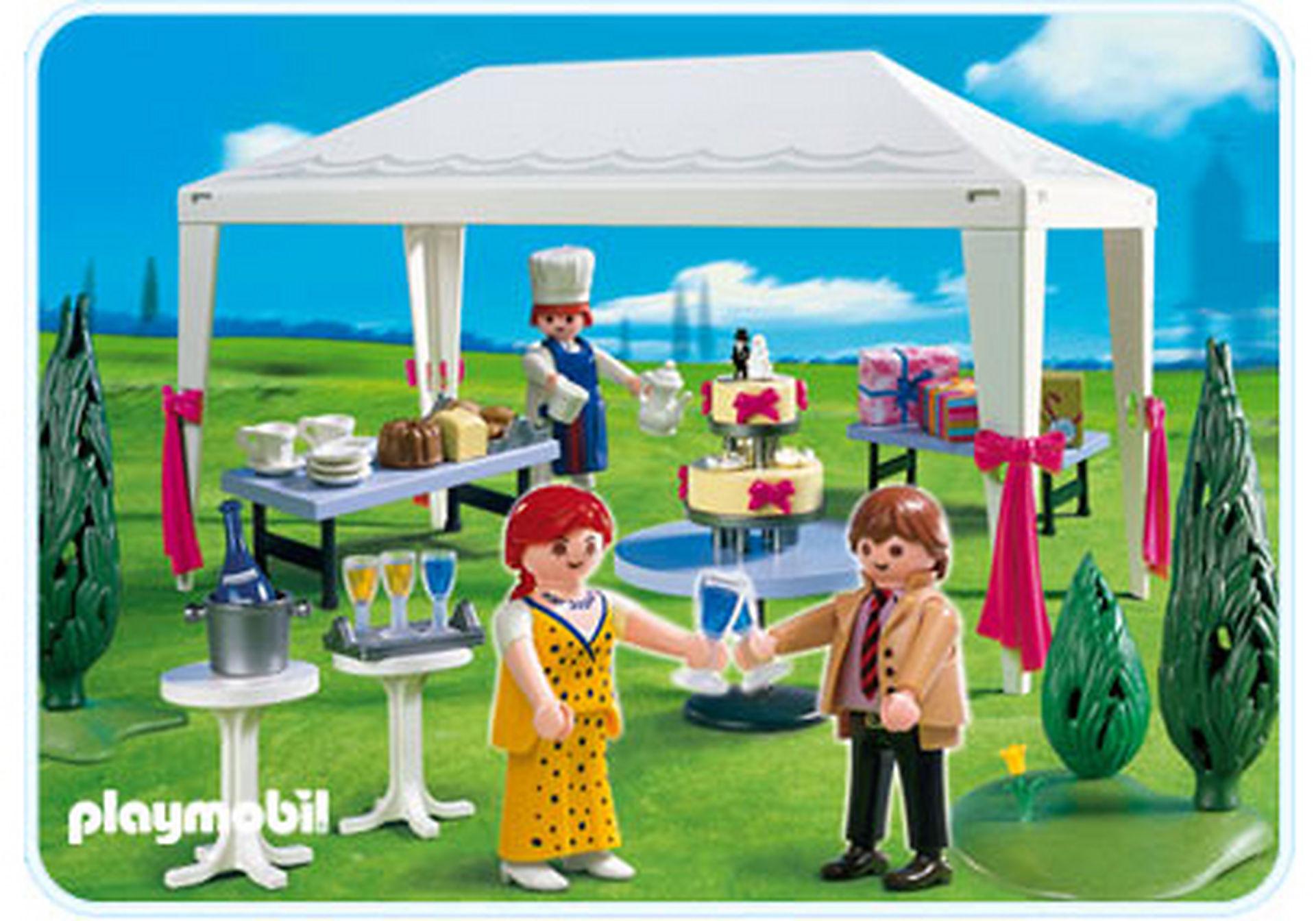 http://media.playmobil.com/i/playmobil/4308-A_product_detail/Hochzeitsgäste im Partyzelt