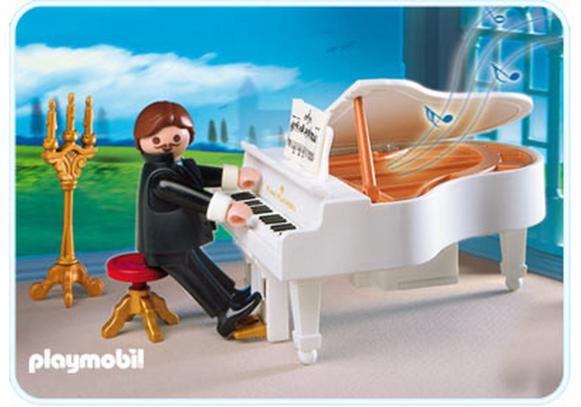 4309-A Pianospieler zoom image1