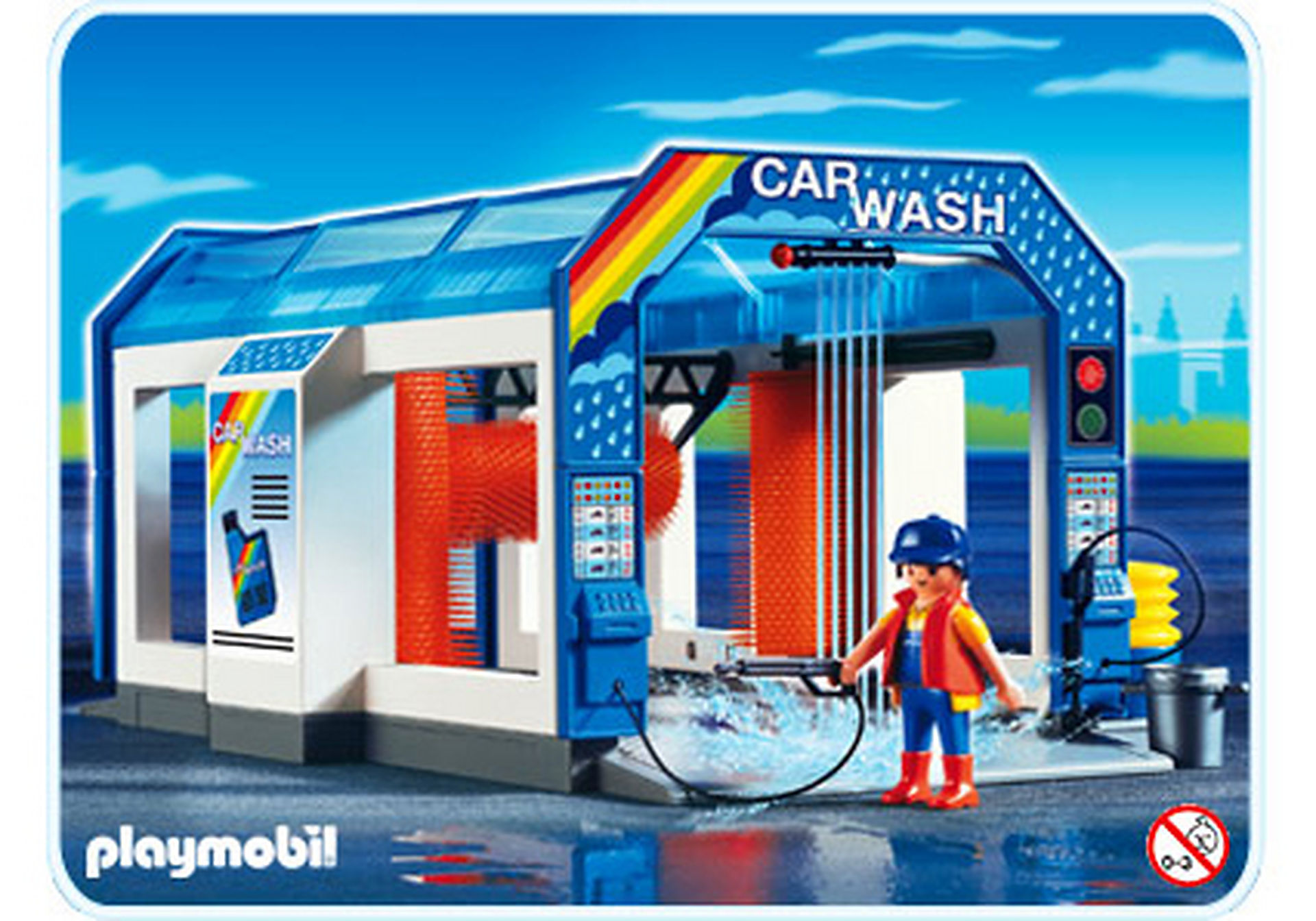 4312-A Station de lavage voitures zoom image1
