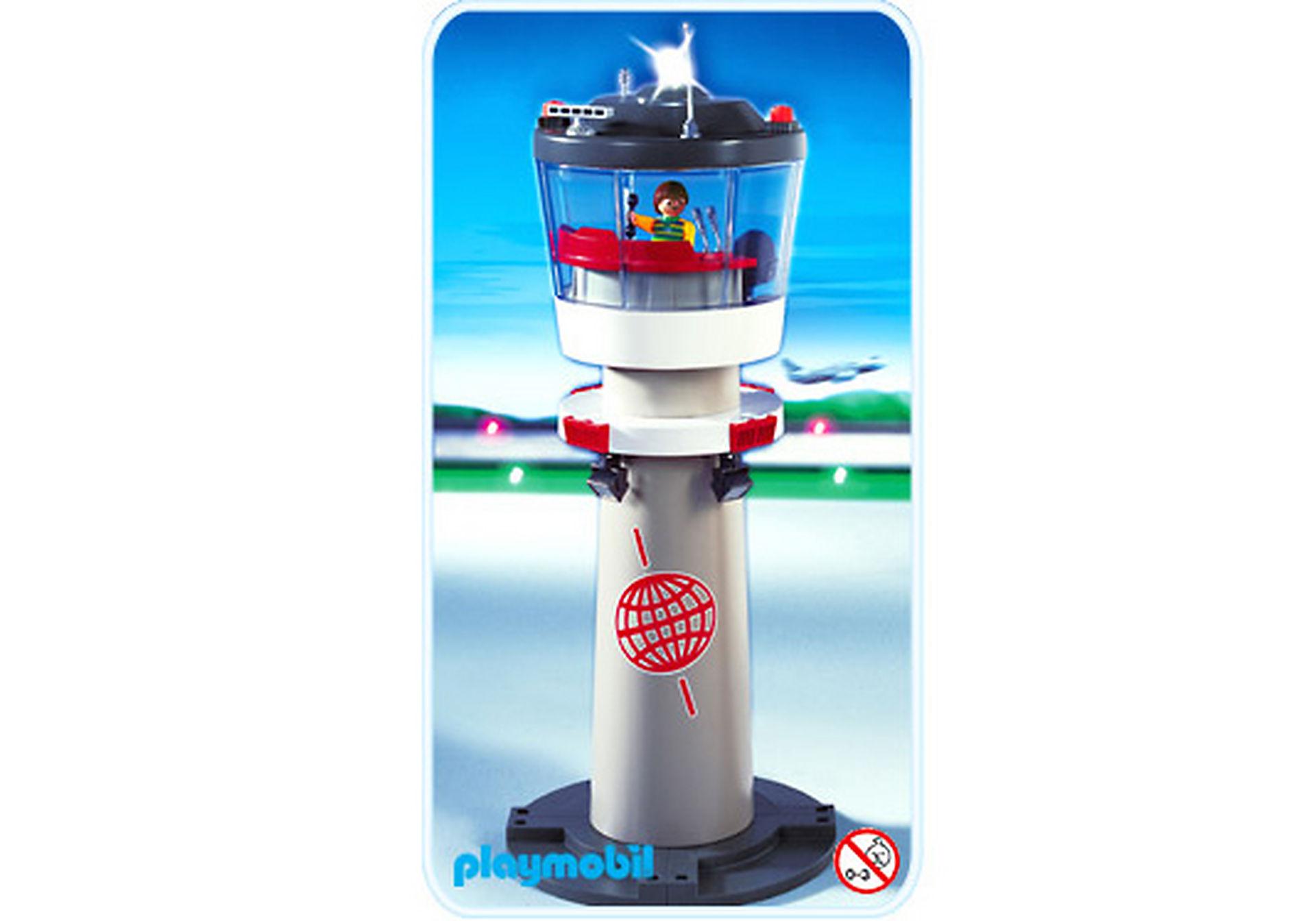 4313-A Tower mit Blinklicht zoom image1
