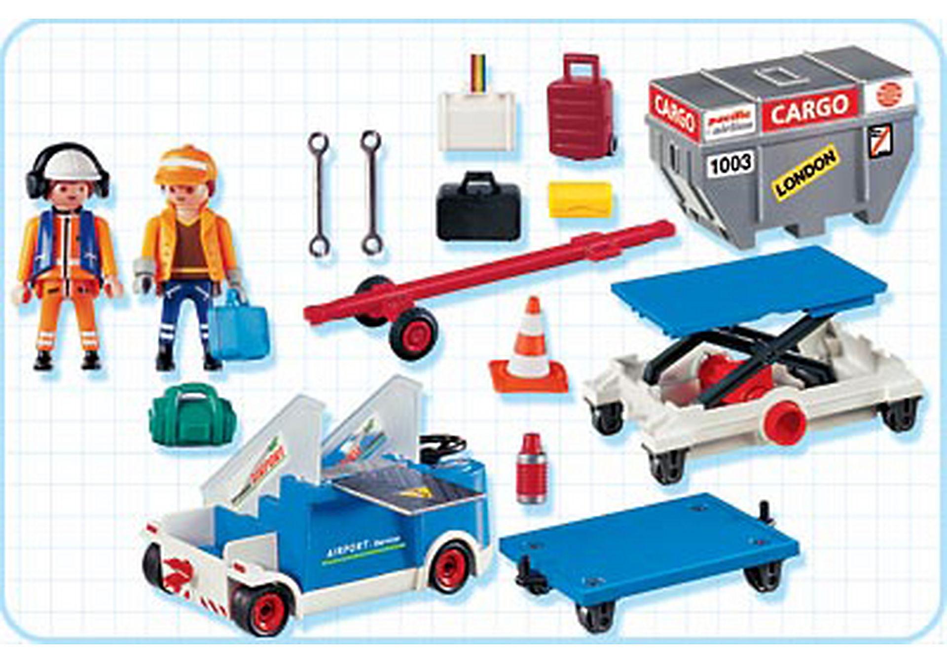 4315-A Cargo- und Treppenfahrzeug zoom image2