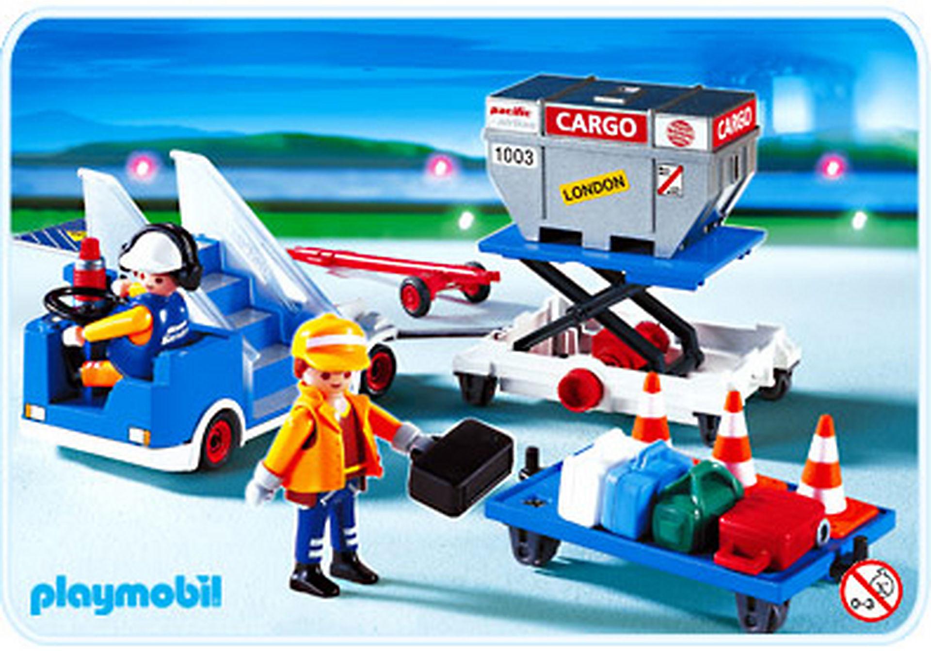 4315-A Cargo- und Treppenfahrzeug zoom image1