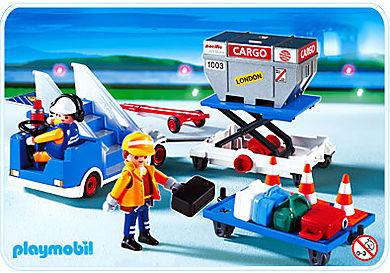 4315-A Cargo- und Treppenfahrzeug