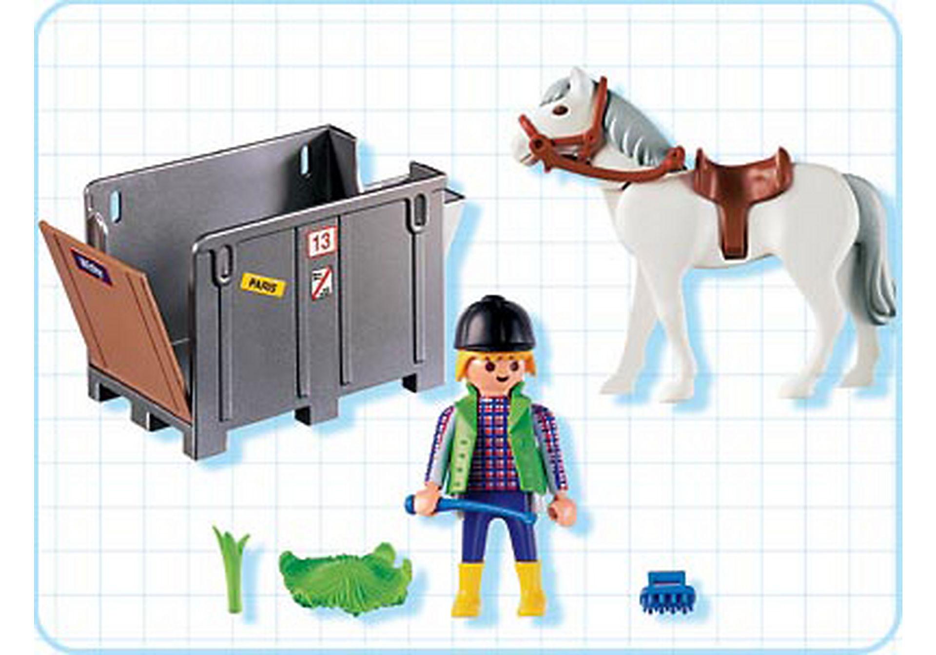4316-A Transportbox mit Pferd zoom image2