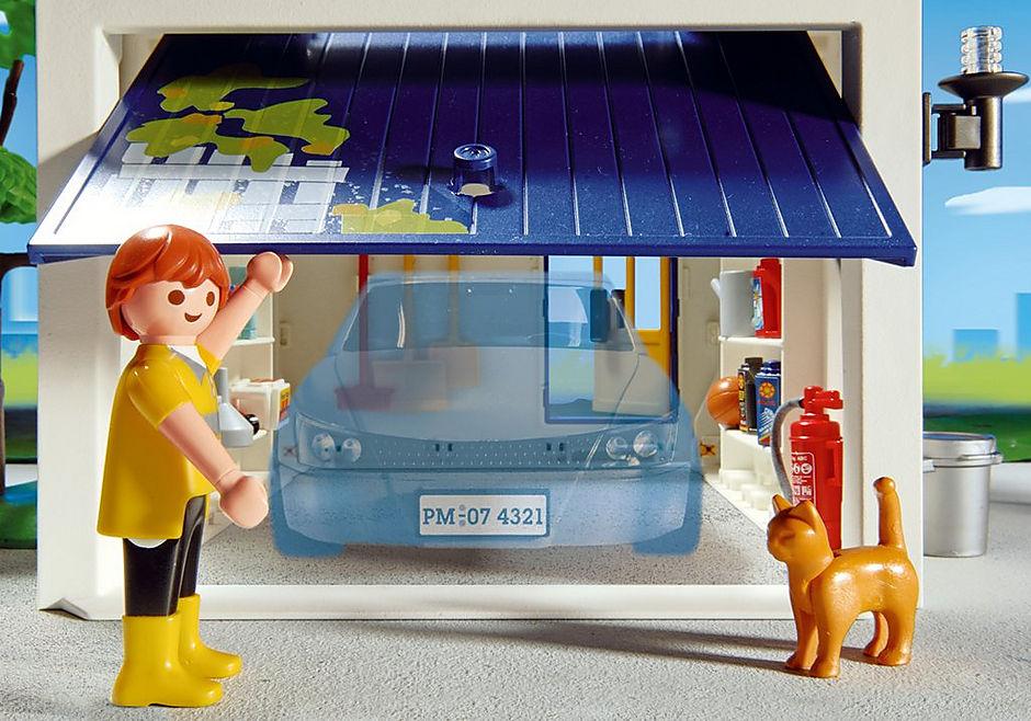 4318 Garage de la maison detail image 6