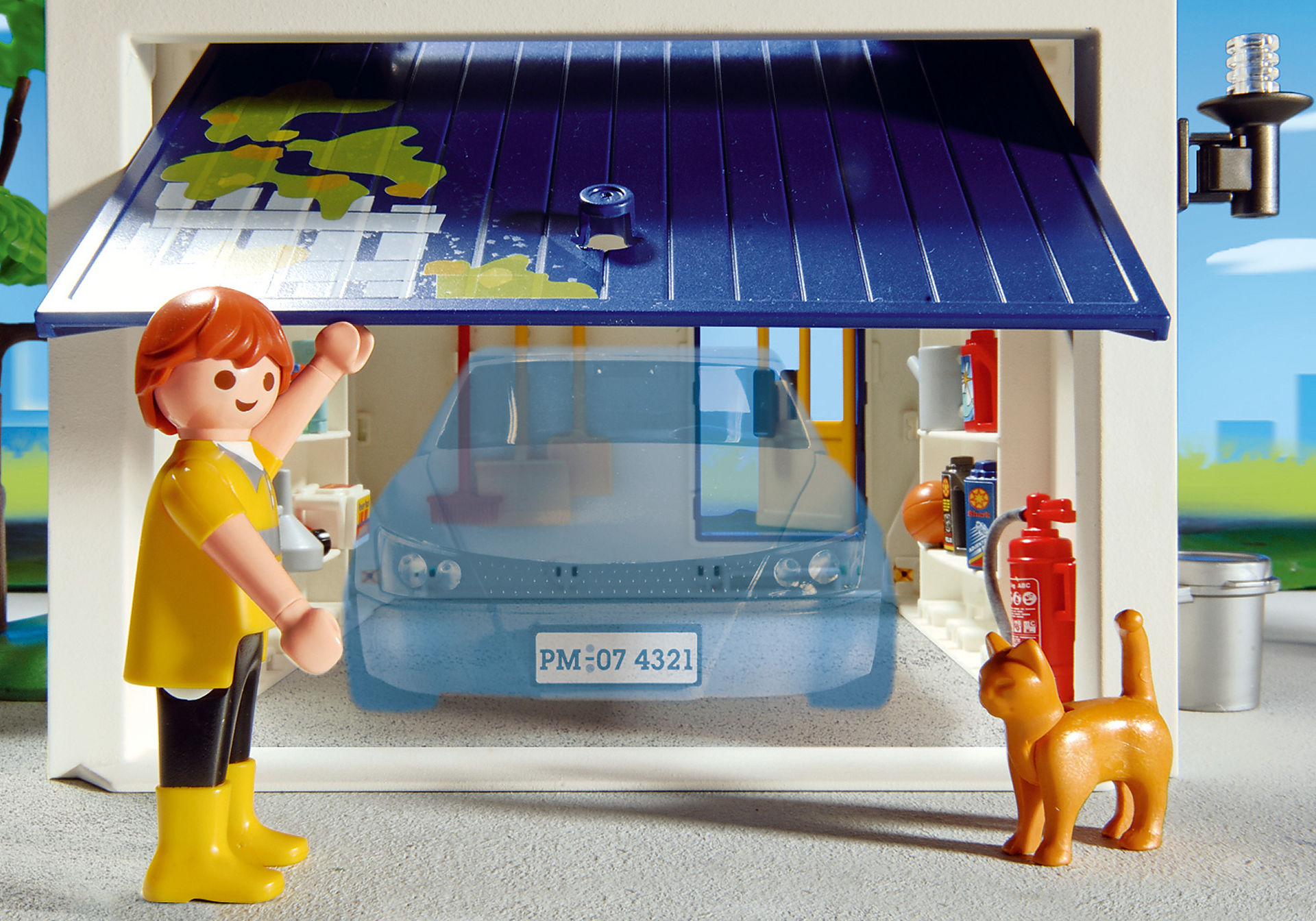 4318 Garage de la maison zoom image6