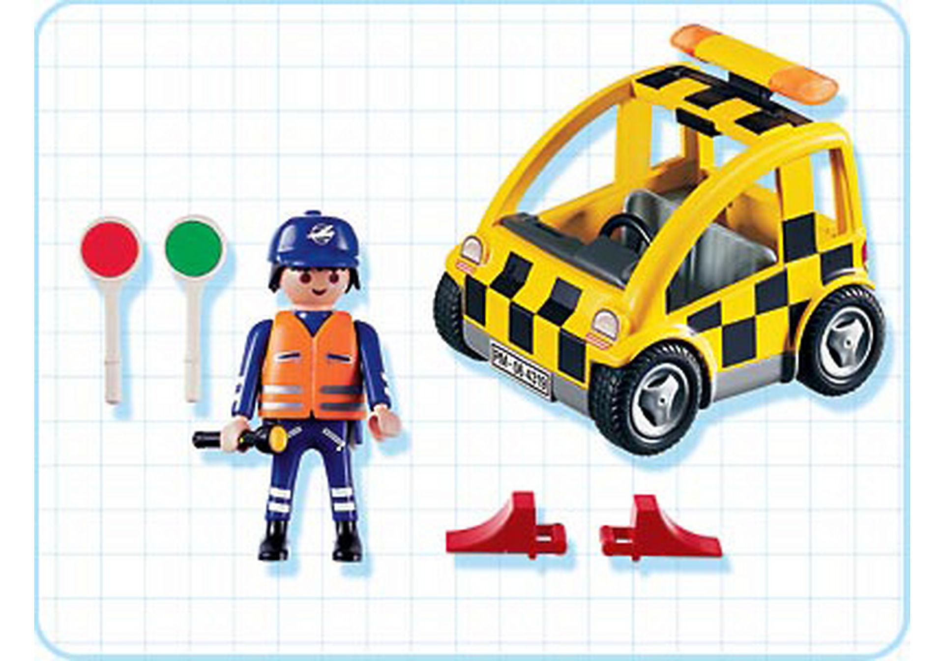 4319-A Agent de signalisation / voiture zoom image2