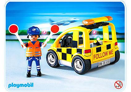 4319-A Agent de signalisation / voiture detail image 1