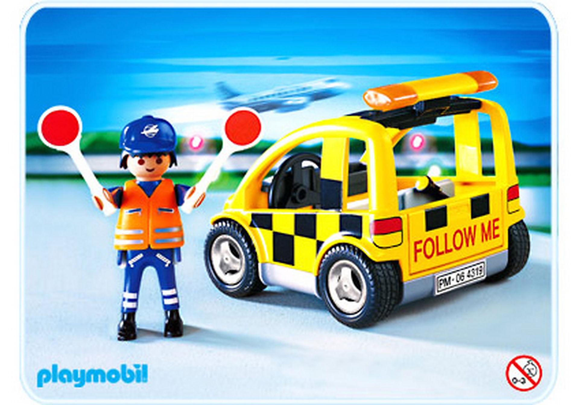 4319-A Agent de signalisation / voiture zoom image1