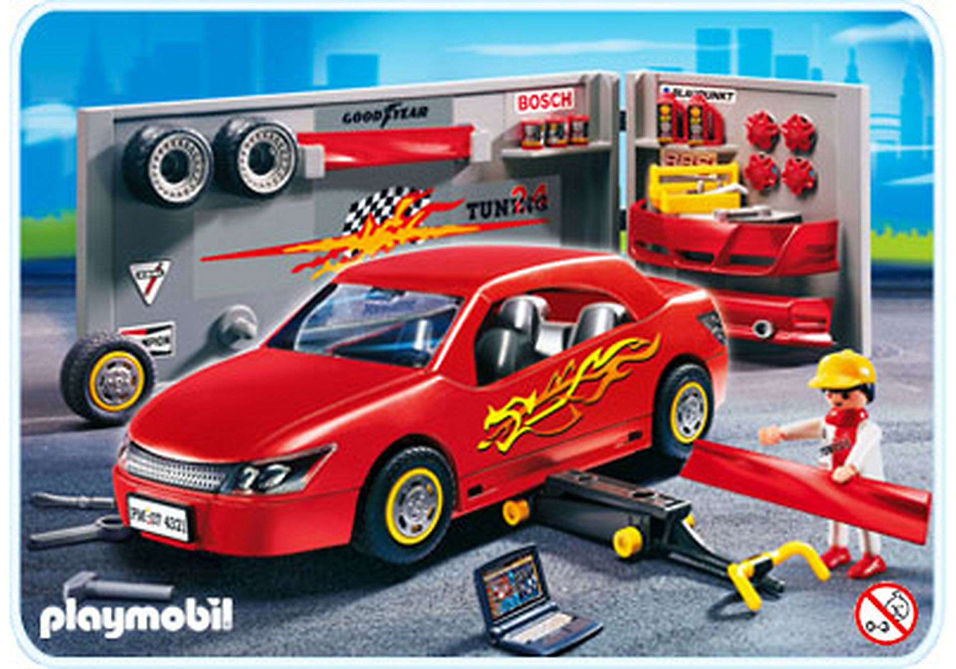 http://media.playmobil.com/i/playmobil/4321-A_product_detail/Voiture avec atelier tuning
