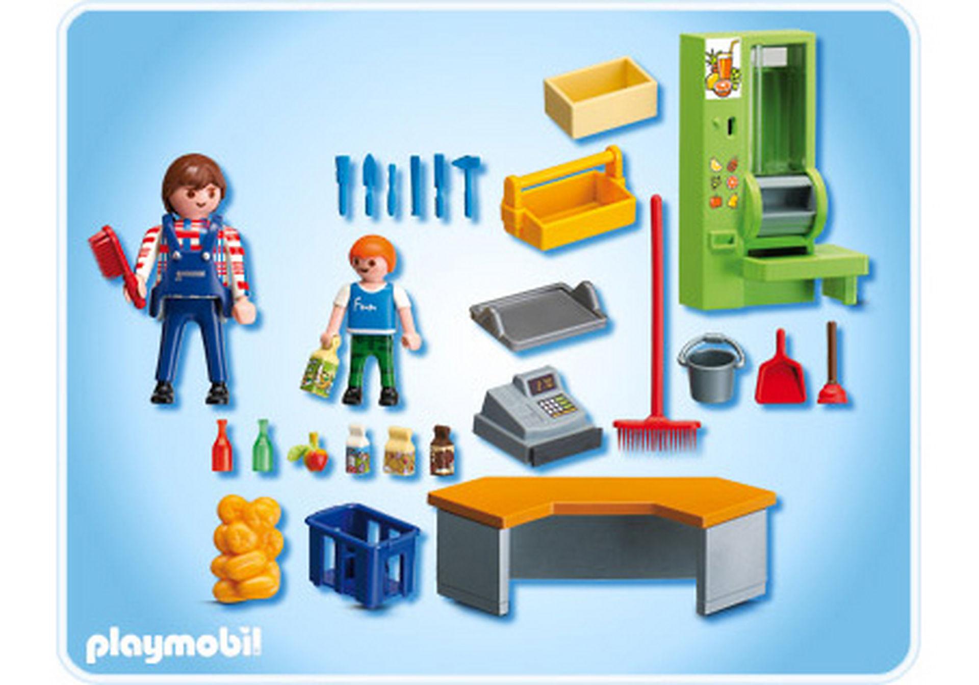 4327-A Boutique et matériel d`entretien zoom image2