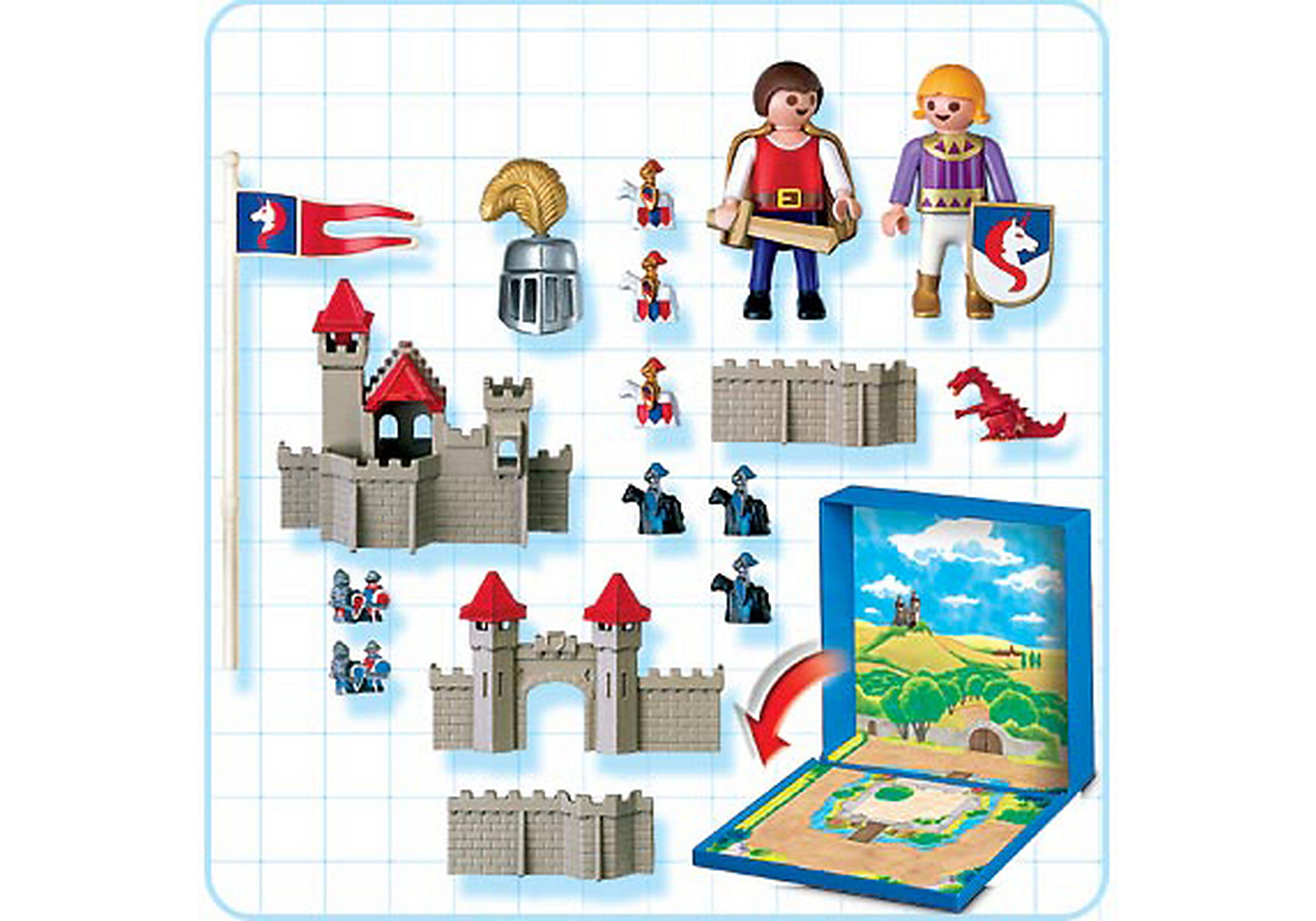 http://media.playmobil.com/i/playmobil/4333-A_product_box_back/Micro Playmobil Chevaliers