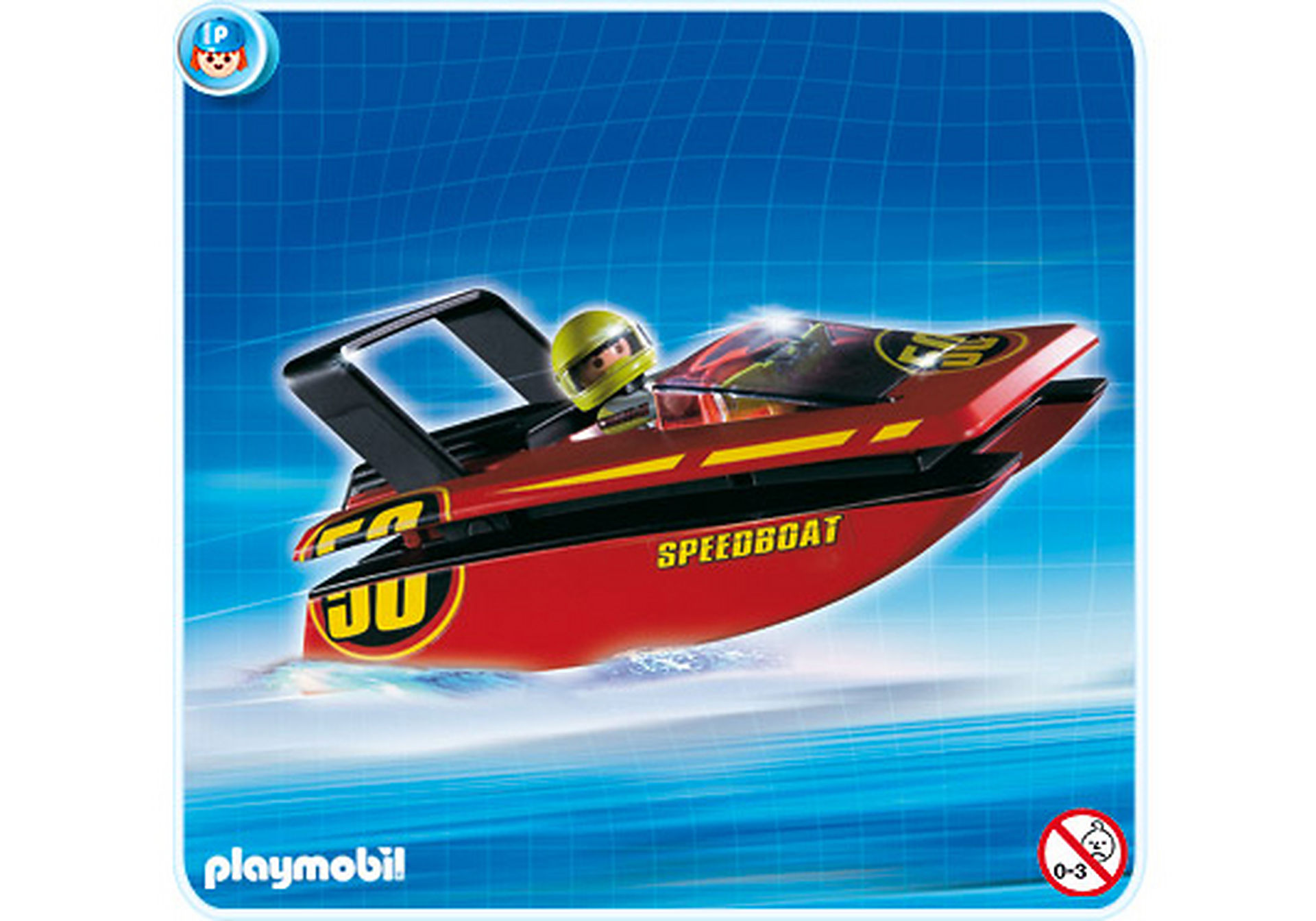 4341-A Click & Go Rennboot zoom image1