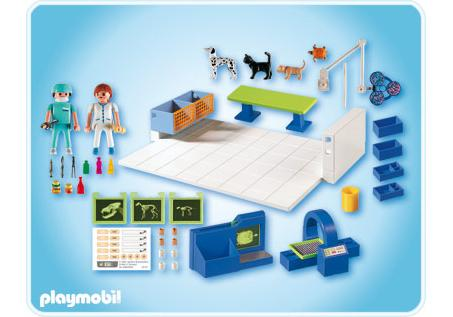 http://media.playmobil.com/i/playmobil/4346-A_product_box_back/Equipe vétérinaires et salle d'opération