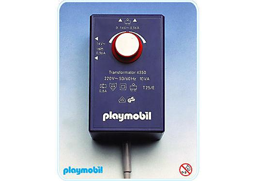 4350-A Regeltransformator 10 VA detail image 1