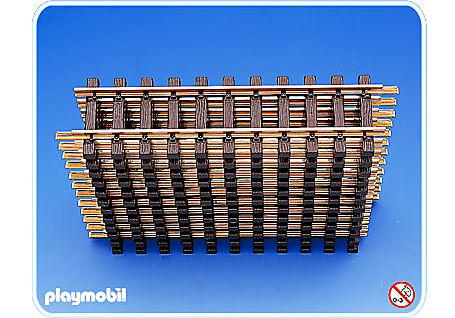 4355-A 12 rails droits detail image 1