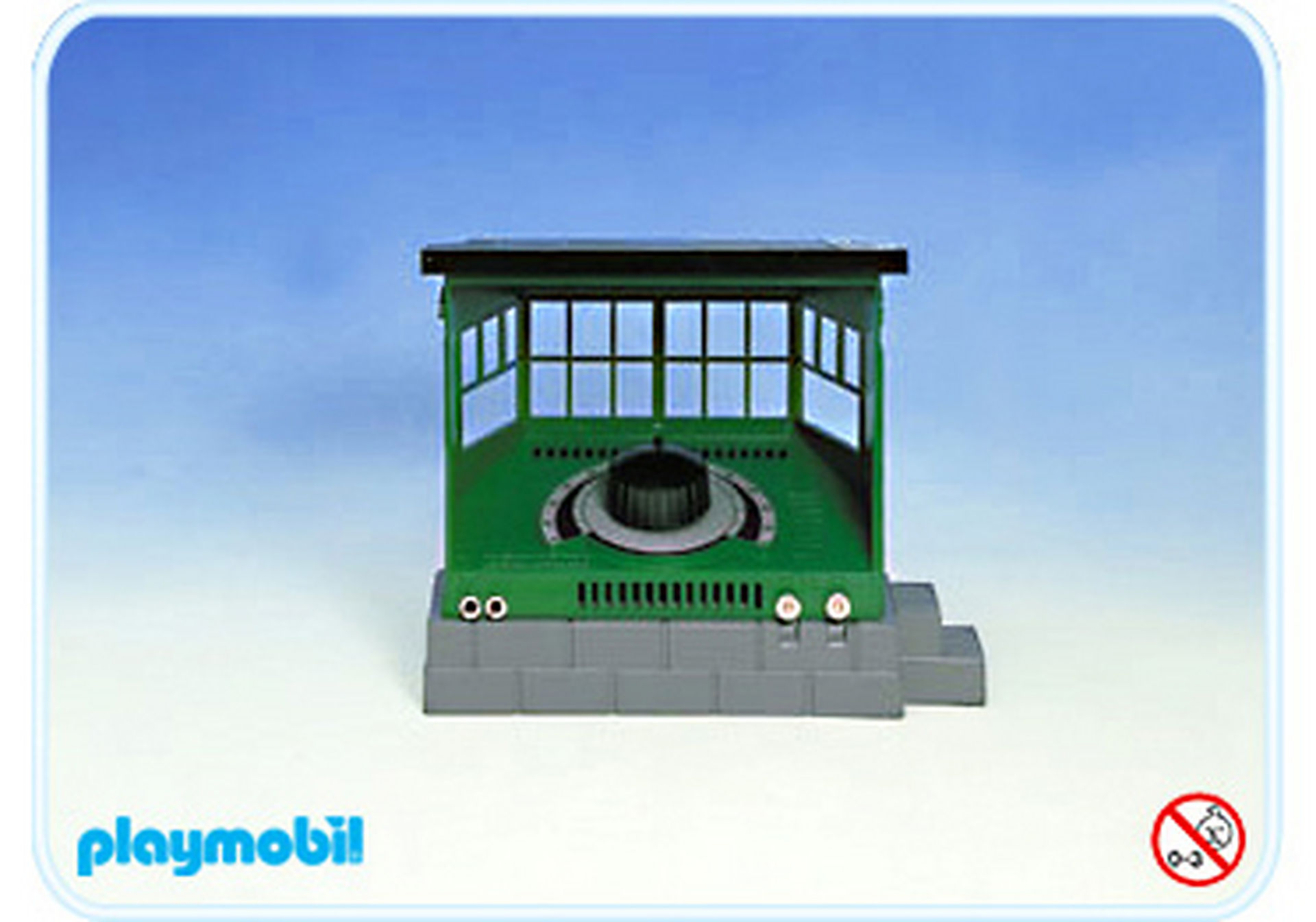 4358-A Fahrregler für Freilandbetrieb zoom image1