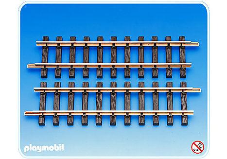 4367-A 2 rails droits detail image 1