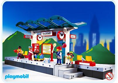 http://media.playmobil.com/i/playmobil/4382-A_product_detail/Bahnsteig / Haltepunkt