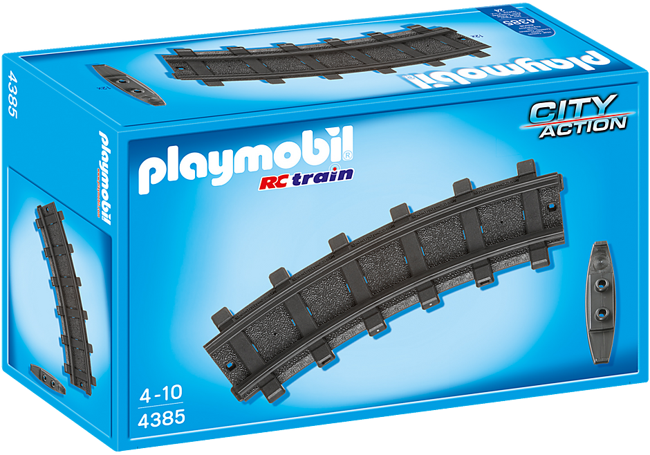 4385 12 Curved Tracks detail image 2
