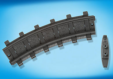 4385 12 gebogen rails
