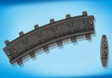 Playmobil 12 Curved Tracks 4385