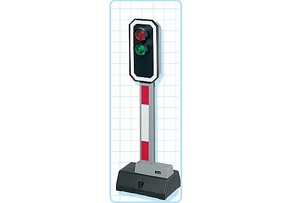 4397-A Elektrisches Warnsignal detail image 2