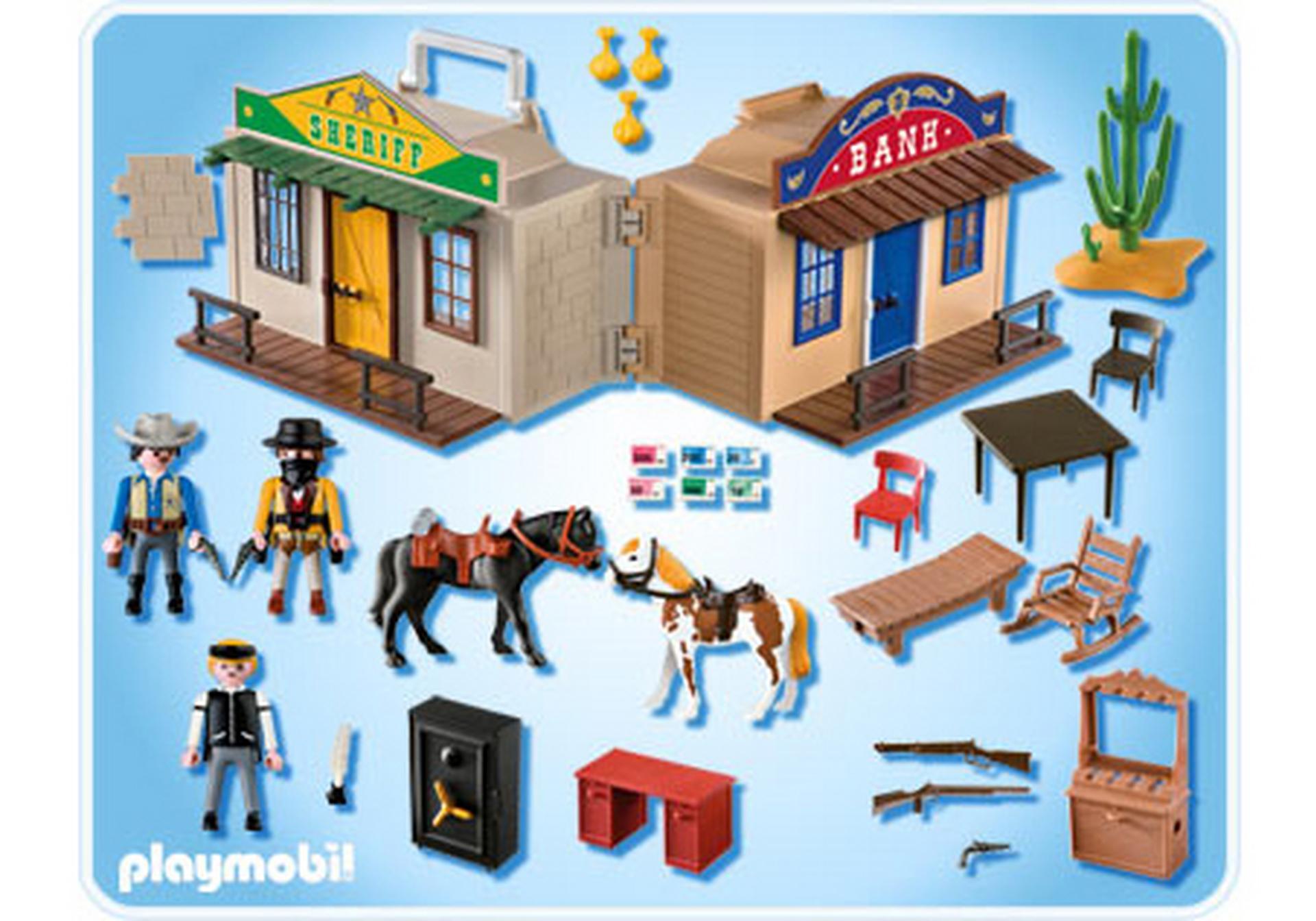 mitnehm westerncity 4398 a playmobil deutschland. Black Bedroom Furniture Sets. Home Design Ideas