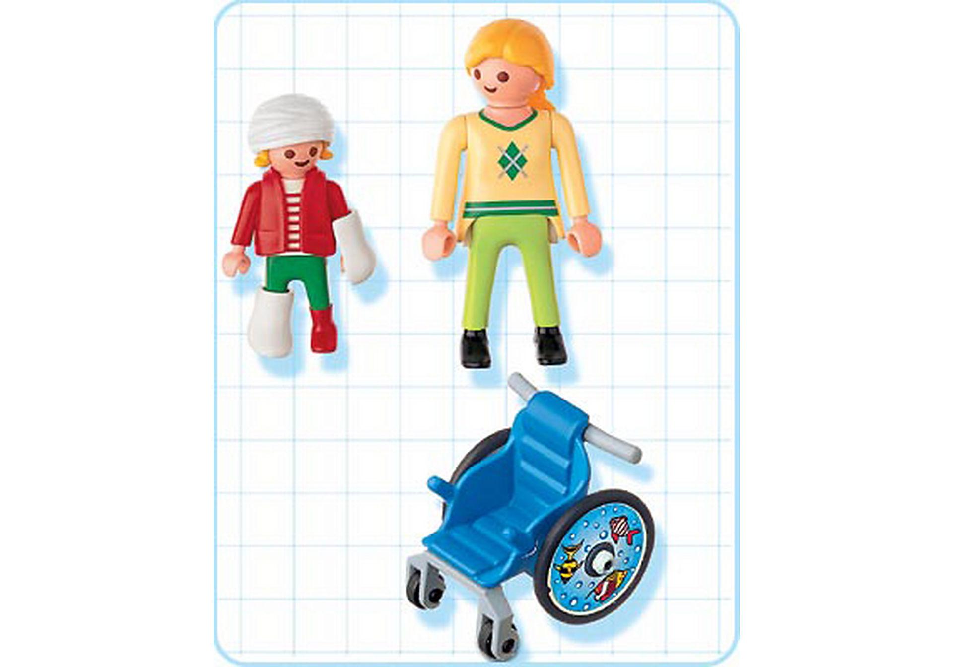 4407-A Kinderrollstuhl zoom image2