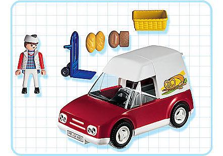 4411-A Boulanger / camionnette detail image 2
