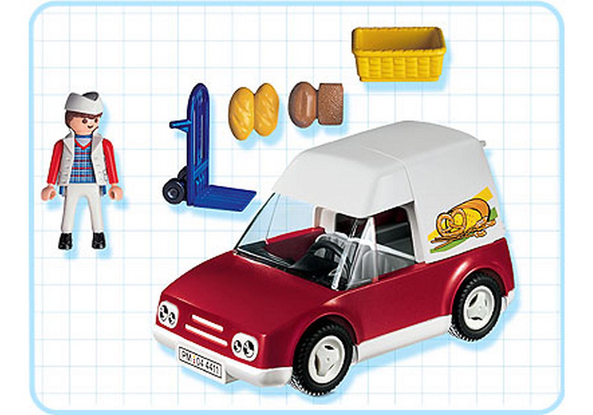 4411-A Boulanger / camionnette zoom image2