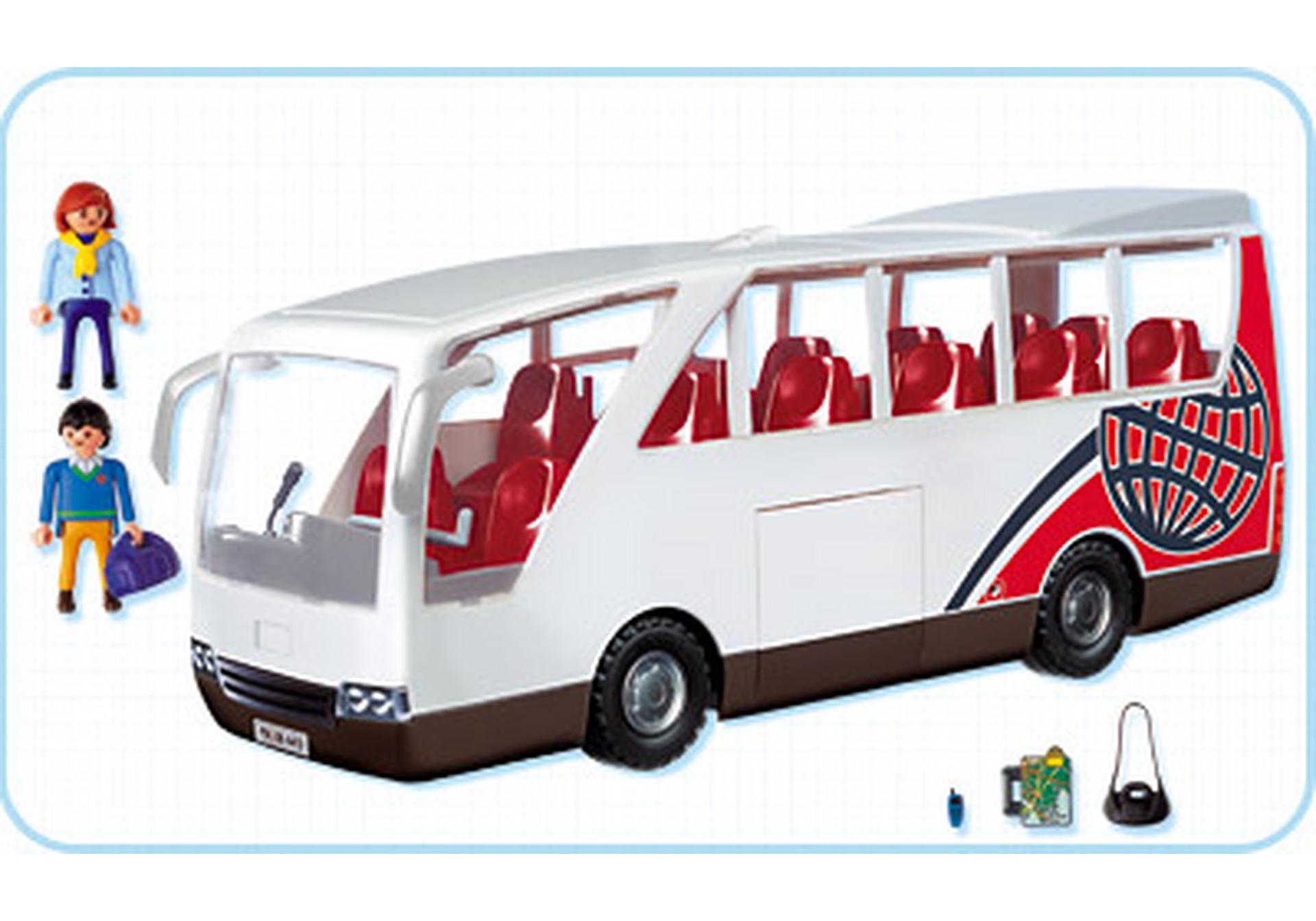 Autocar 4419 a playmobil france - Autocar playmobil ...