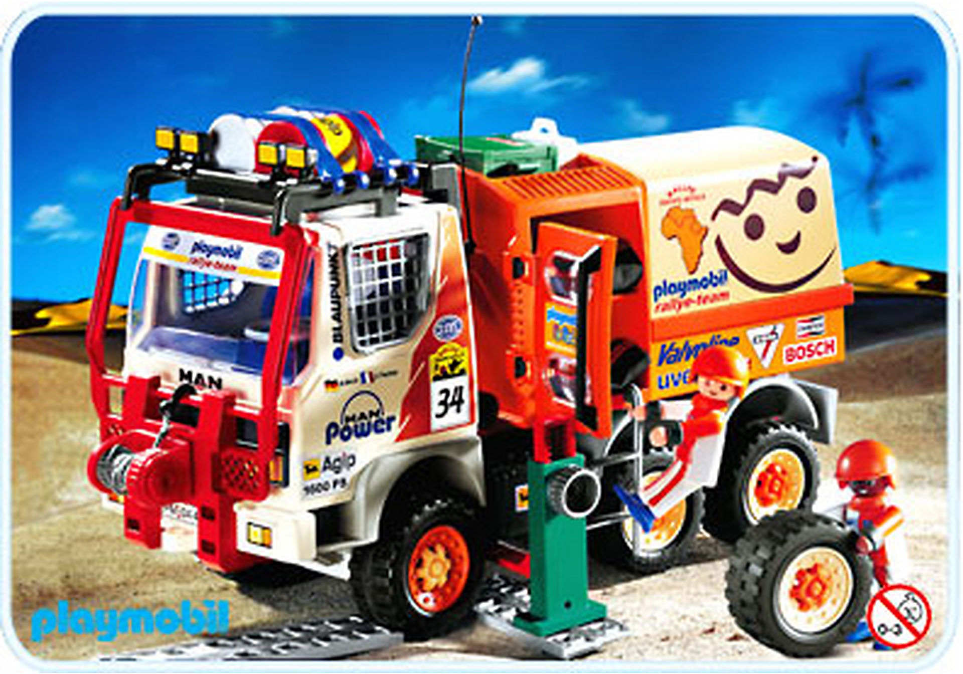 4420-A Rallye-Truck zoom image1