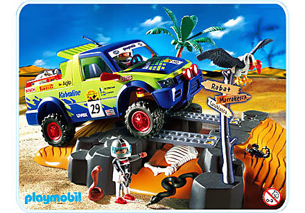http://media.playmobil.com/i/playmobil/4421-A_product_detail/Pilotes / pick-up de rallye