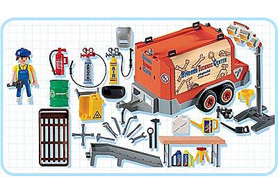 4422-A Serviceanhänger detail image 2